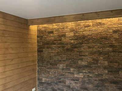 Ремонт комнаты отдыха в офисном помещении в г. Новокузнецке